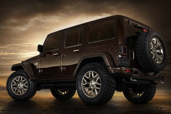 2014 Jeep Wrangler Sundancer