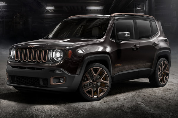 2014 Jeep Zi You Xia