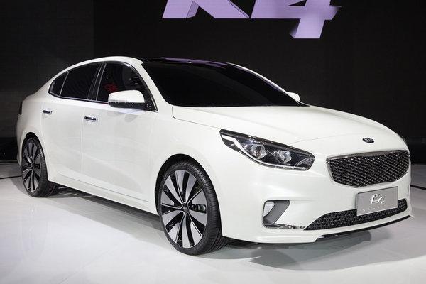 2014 Kia K4