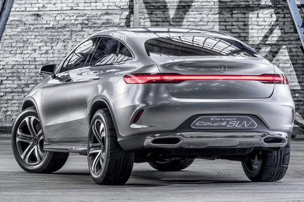 2014 Mercedes-Benz Concept Coupe SUV