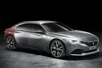 2014 Peugeot Exalt