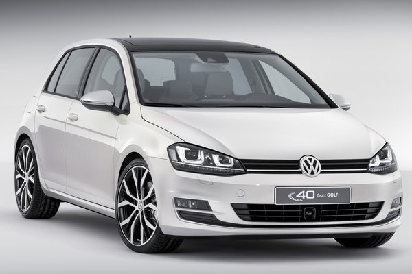 2014 Volkswagen Golf Edition
