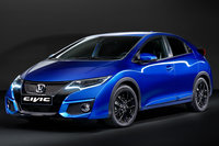 2015 Honda Civic 5d Sport