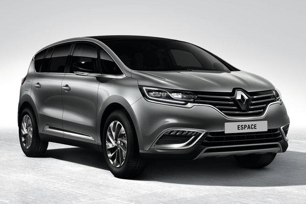 2014 Renault Espace
