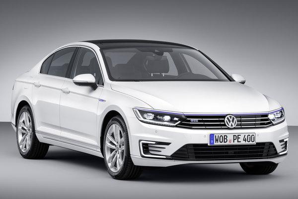2015 Volkswagen Passat GTE