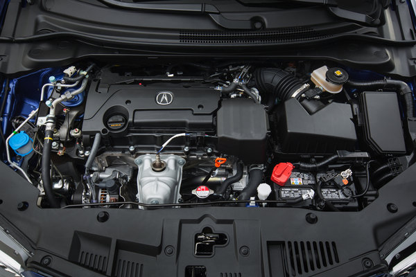 2016 Acura ILX Engine