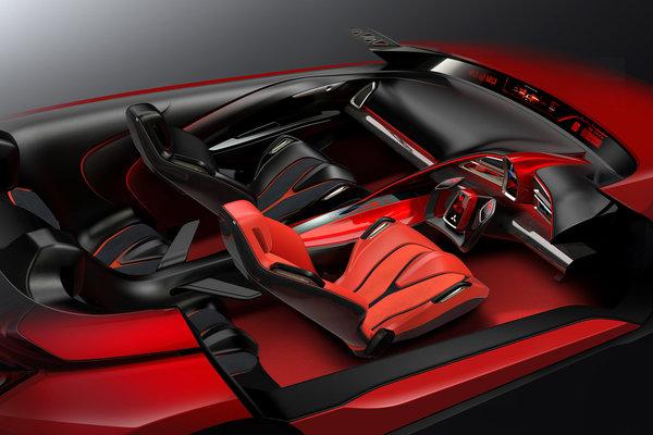 2013 Mitsubishi XR-PHEV Interior
