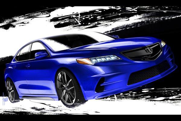 2014 Acura Galpin Auto Sports AcuraTLX