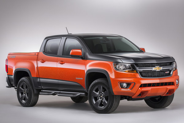 2014 Chevrolet Colorado Nautique