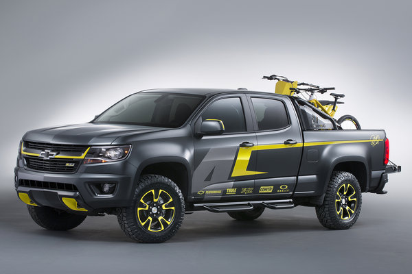 2014 Chevrolet Colorado Performance