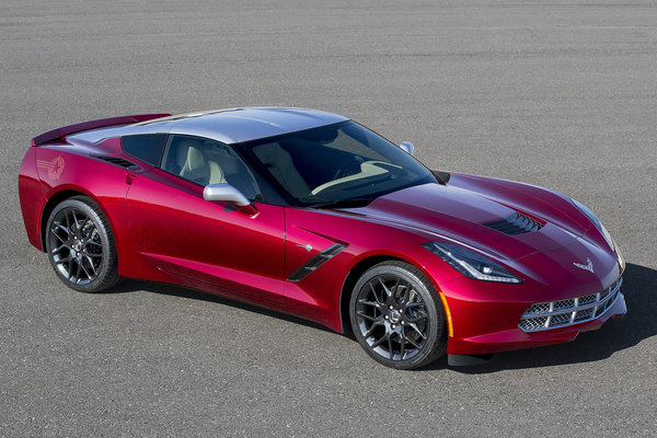 2014 Chevrolet Paul Stanley Stingray