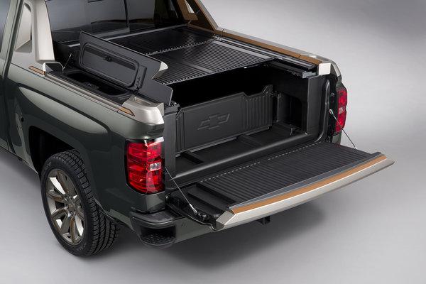 2014 Chevrolet Silverado High Desert