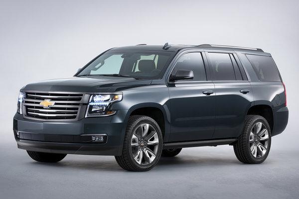 2014 Chevrolet Tahoe Premium
