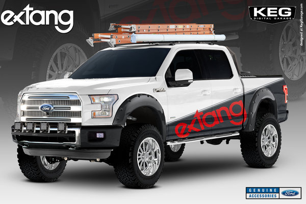 2014 Ford 2015 F-150 by Extang