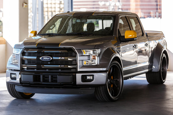 2014 Ford 2015 F-150 by TSDesigns