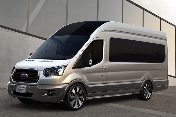 2014 Ford Galpin Auto Sports Transit Skyliner