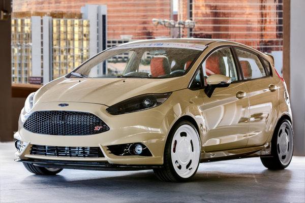 2014 Ford Gene Marcel Fiesta