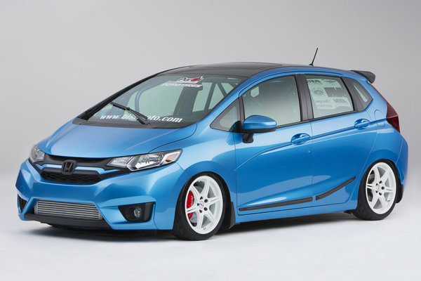 2014 Honda Bisimoto 2015 Fit Turbo