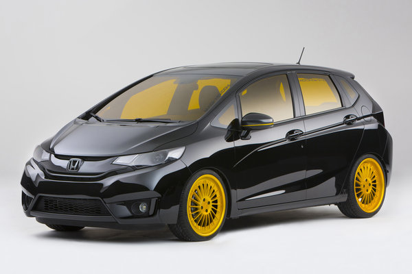 2014 Honda MAD Industries 2015 Fit
