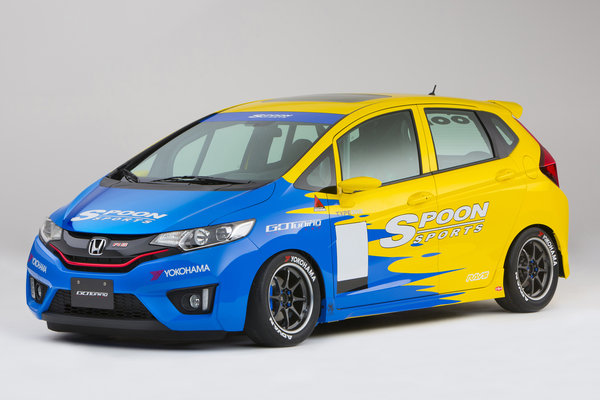 2014 Honda Spoon Sports Super Taikyu 2015 Fit