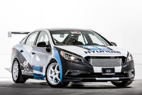 2014 Hyundai Sonata by Bisimoto Engineering