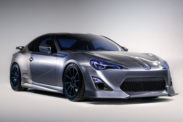 2014 Scion FR-S by GT Channel