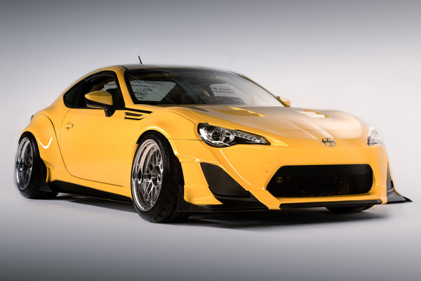 2014 Scion FR-S by Super Street