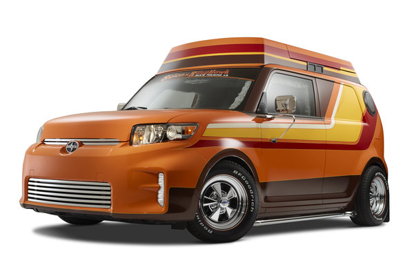 2014 Scion Riley Hawk xB