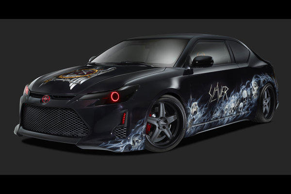 2014 Scion Slayer tC