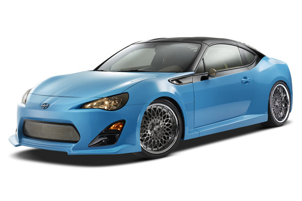 2014 Scion Targa Top FR-S