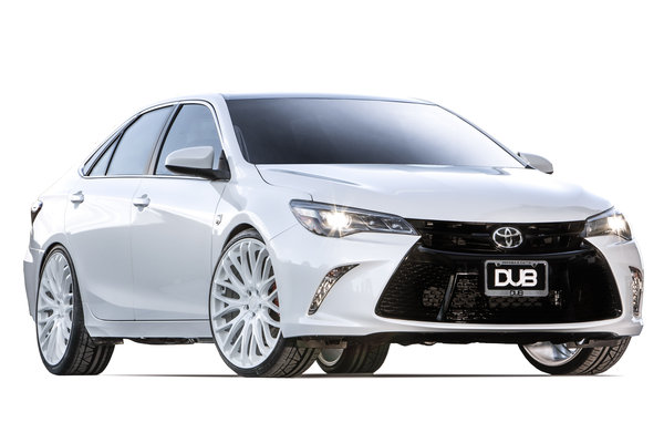 2014 Toyota Camry DUB Edition