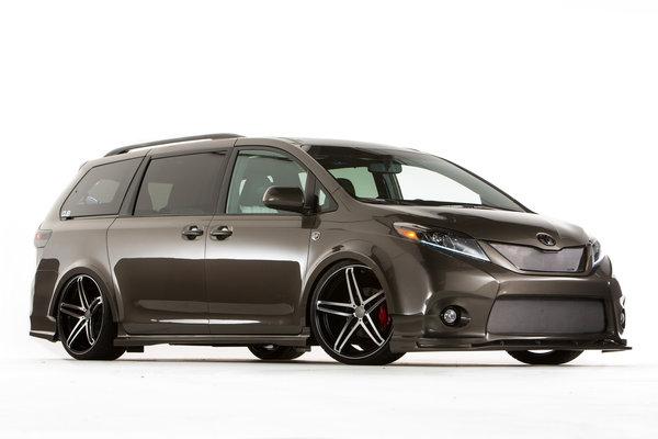 2014 Toyota Sienna DUB Edition