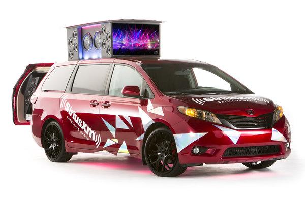 2014 Toyota Sienna Remix