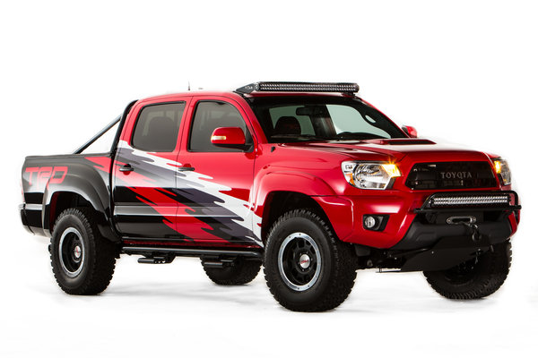 2014 Toyota TRD Tacoma