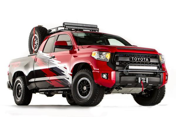 2014 Toyota TRD Tundra