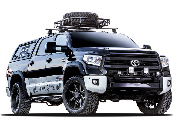 2014 Toyota Tundra Tim Love Edition