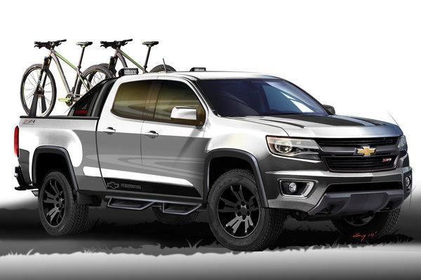 2014 Chevrolet Colorado Sport