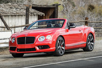 2015 Bentley Continental GT Convertible