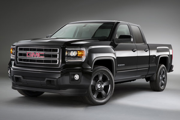 2015 GMC Sierra 1500 Elevation Edition Double Cab