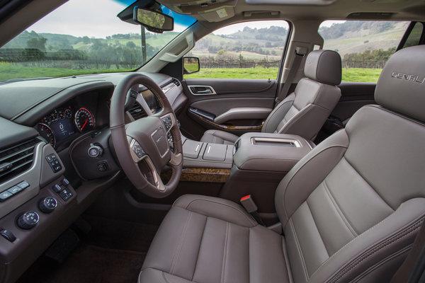 2015 GMC Yukon Interior