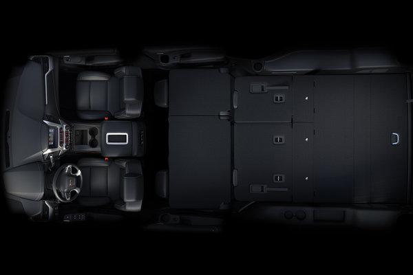 2015 GMC Yukon XL Interior