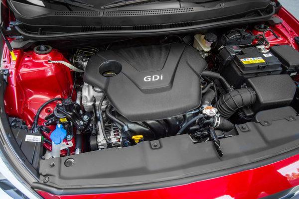 2015 Hyundai Accent 5d Engine