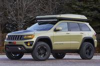 2015 Jeep Grand Cherokee Overlander