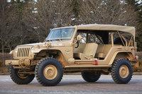 2015 Jeep Staff Car