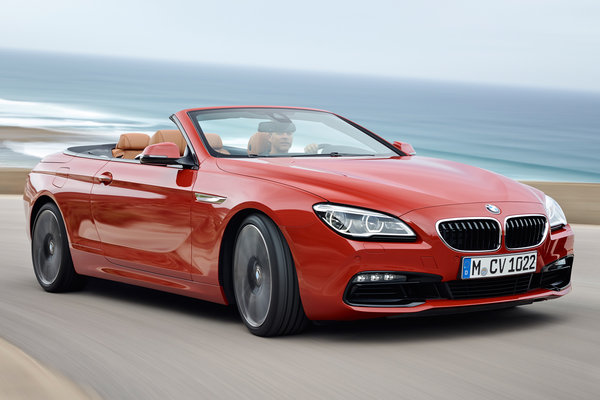 2018 BMW 6-Series Convertible