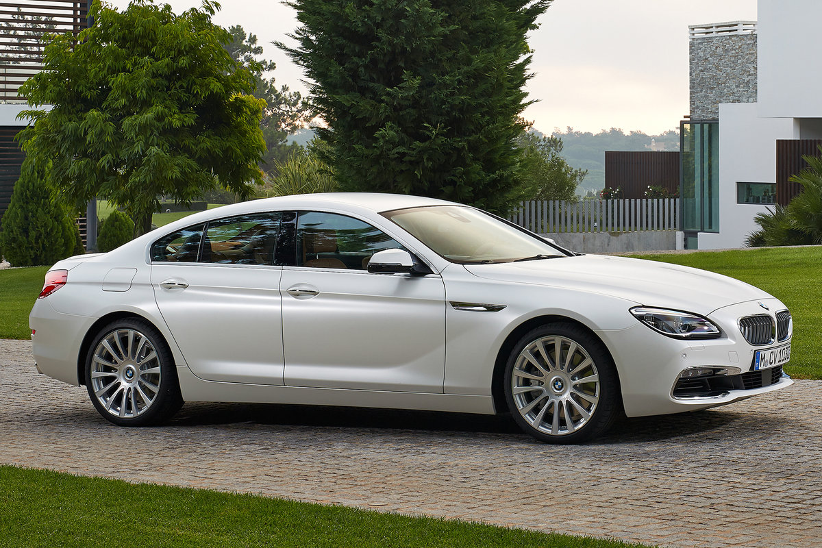 2019 Bmw 6 Series Gran Coupe Pictures