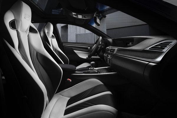 2016 Lexus GS Interior