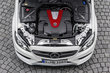 2016 Mercedes-Benz C-Class Engine
