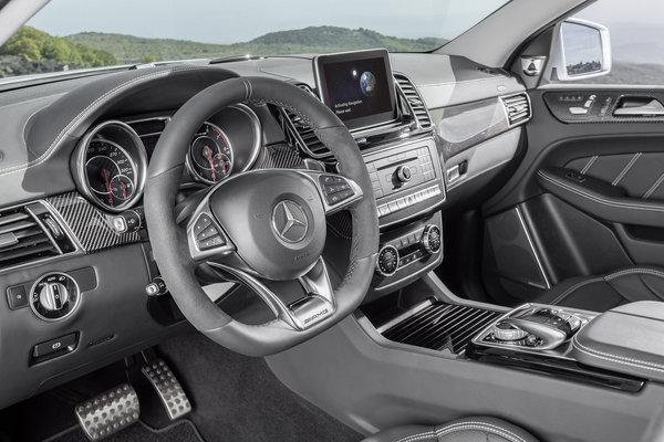 2016 Mercedes-Benz GLE-Class Interior