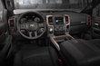 2015 Ram Ram 1500 Crew Cab Interior